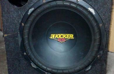 Kicker speaker for sale