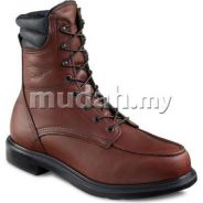 Safety Shoes Red Wing Men Boot 8Inch Brown EH 402