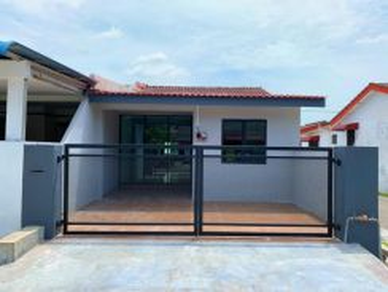 Modern Renovation Pinji Mewah Pengkalan Single Sty For Sale