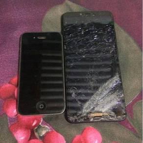 Phone rosak