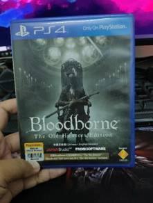 Bloodborne old hunter edition