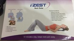 Neck relax & Back Stretch