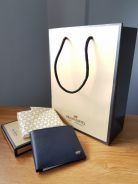 Braun Buffel Leather Wallet (Ori, BRAND NEW)