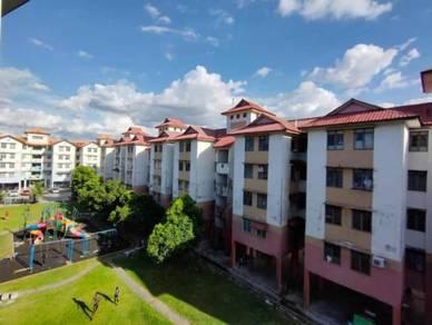 Bandar Baru Kangkar Pulai Low Cost Flat FOR SALE