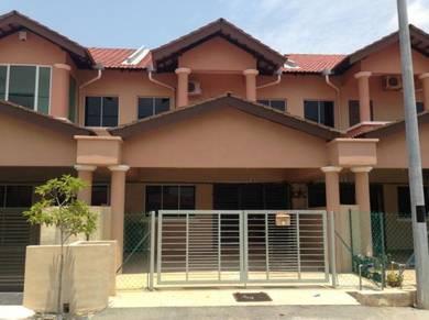 Double storey house in Bukit Setongkol Maju Kuantan