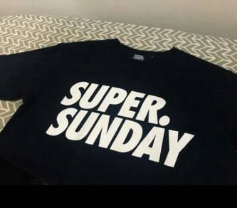 Super Sunday ori tshirt
