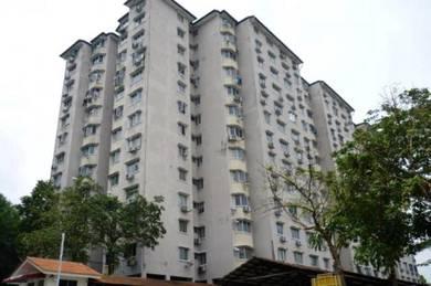 Kepong FREEHOLD apartment | Nearby TESCO KEPONG | SRI DAMANSARA