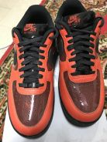 Nike air force 1 sneaker limited edition shibuya