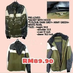 Preloved high quality jacket