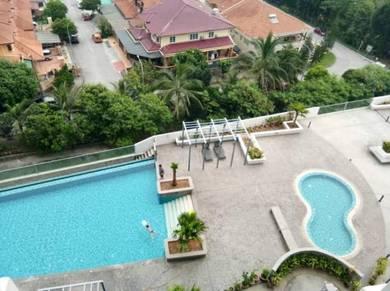 Silk Residence Condo 1021Sf Cheras Perdana
