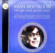Nana Mouskouri The Girl from Greece sings