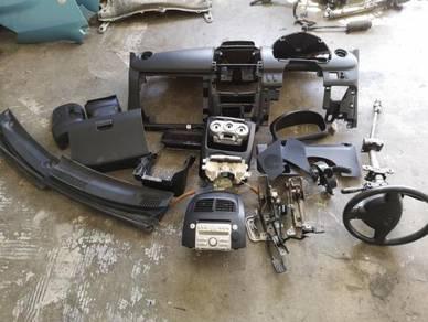 Myvi 1st dashboard&viva engine pard gearbox