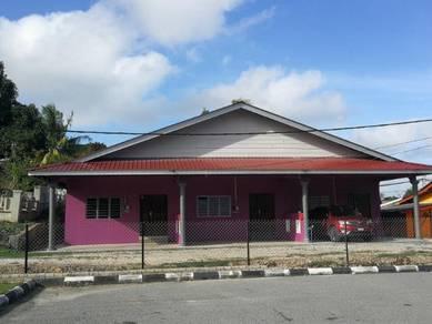 Rumah sewa di Kampung Sentol Patah, Marang