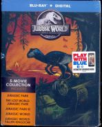 Jurassic World 5-Movie Collection [ Blu-Ray ]