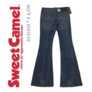 [Size 25~30] Sweet Camel Superfine Jean (8145459)
