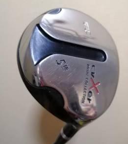 NAG Royal Collection Golf CVXer 5W 18* S-flex RH