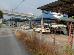 Used car land for rent at Cheras Bt. 14