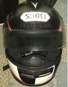 Helmet SHOEI MAX Fullface FIBERGLASS