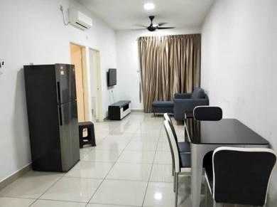 Twin Danga 2 bed/ Perling Bukit Indah/ low depo/ shuttle bus/ jb town