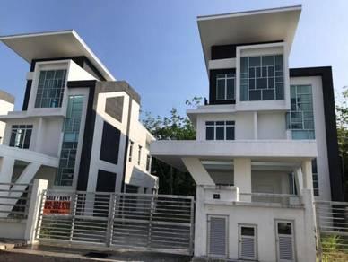 New 2.5 Sty Bungalow Taman Laman Puteri In Sikamat
