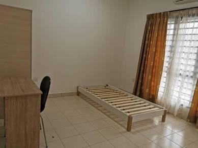 Comfortable Room for rent at Bandar Universiti Pagoh Muar