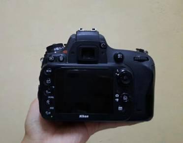 Nikon D610 + Nikon 28-85mm f3.5-4.5 FX