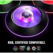 Cooler Master UFO RGB CPU Fan & Others