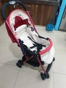 Combi lightweight Terrain Stroller