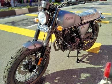 Gpx legend 150s(perak dealer)