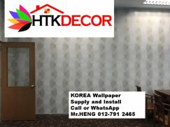 Wall Paper for your house 36QM
