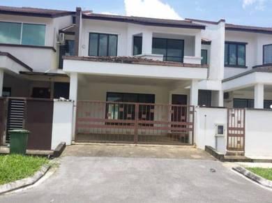 Double Storey Terrace,Stampin Tengah,Green Height,Kuching