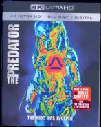 The Predator 4K [ Blu-Ray ]