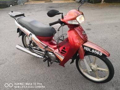 Modenas Kriss Maroon Original Condition