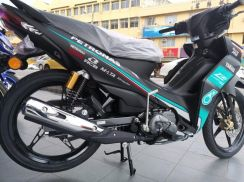 Yamaha lagenda 115z gp limited edition
