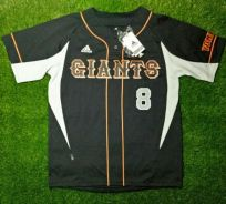 Yomuri giants baseball jersey