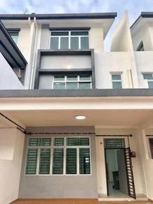 Pulai Mutiara 2.5 storey for rent pulai indah gelang patah ulu choh