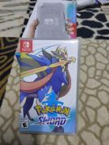 Pokemon sword for nintendo switch/lite
