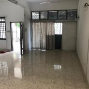 Double Storey Taman Serene / JB Town / Below Market Value