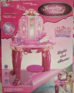 Magical Princess Jewelry Stand