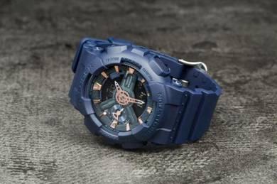 Watch- Casio G SHOCK GMAS110CM-2 -ORIGINAL