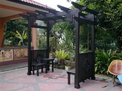 Pargola taman/landskap