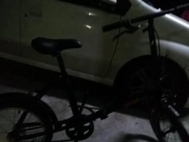 Basikal folding