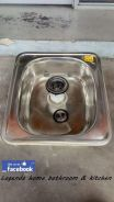Single bowls sink