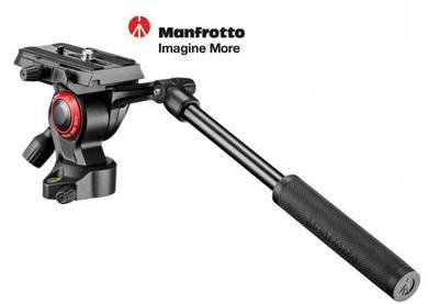 NEW Manfrotto MVH400AH Fluid Video Tripod Head