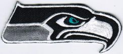 NFL Seattle Seahawks National Football Patch