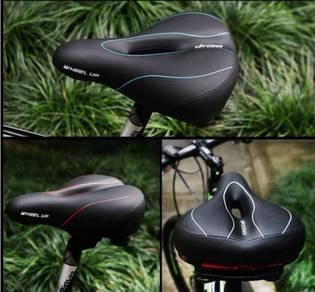 Bike Saddle with tail light