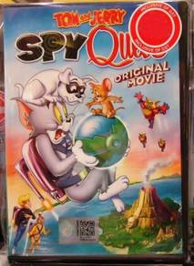 DVD ANIME Tom and Jerry Spy Quest Movie