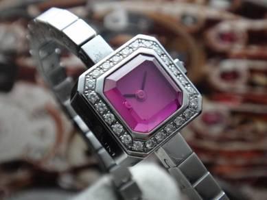76) corum jewelry diamond ladies watch
