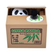 Mischief Steal Coin Panda / Cat Piggy Coins Bank