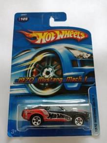 Hotwheels 1970 Mustang Mach 1